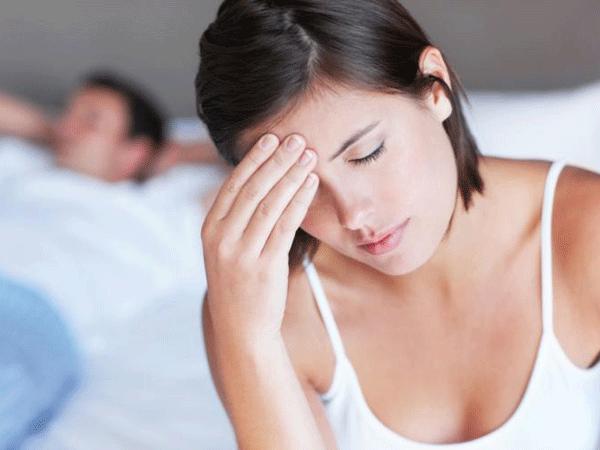Viêm cổ tử cung gây nhiều trở ngại trong đời sống vợ chồng.