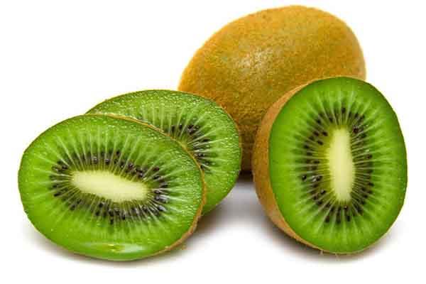 Kiwi giúp ngăn ngừa nguy cơ dị tật bẩm sinh của thai nhi.