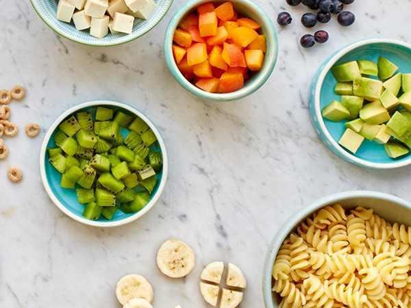 Các loại thức ăn có thể gây dị ứng ở trẻ