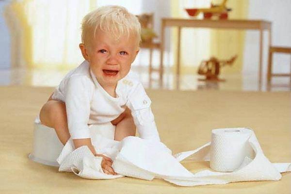 Rối loạn tiêu hóa ở trẻ.