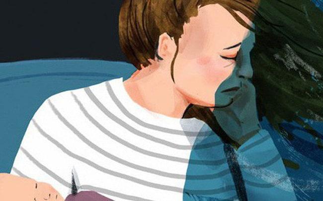 Trầm cảm sau sinh nguy hiểm đến cả mẹ và con