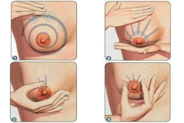 Massage kết hợp bấm huyệt.