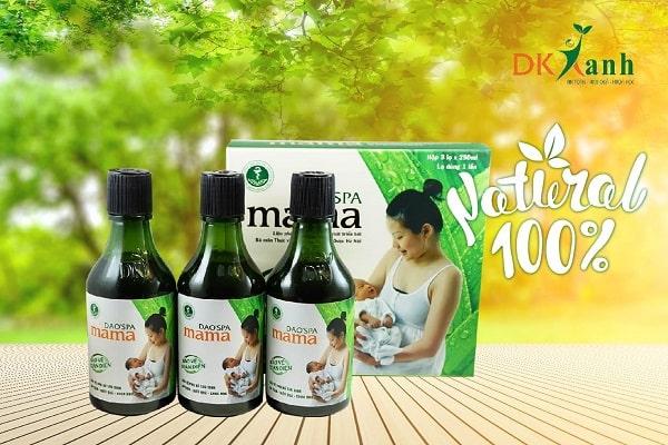 sản phẩm Dao'spa mama
