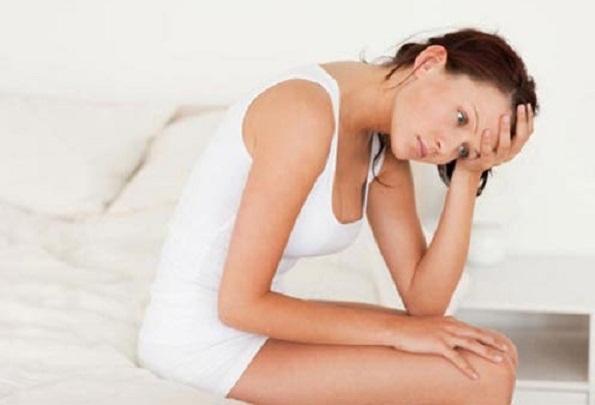 Hiện tượng sản dịch bị ứ lại trong tử cung là bế sản dịch.