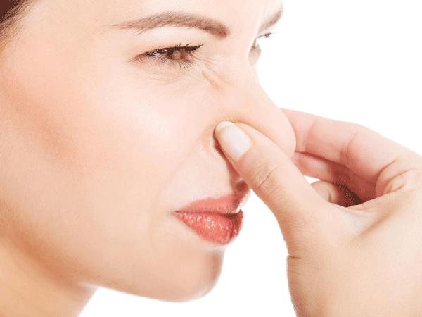 Sản dịch có mùi hôi có thể bạn đã bị viêm nhiễm cơ quan sinh sản.