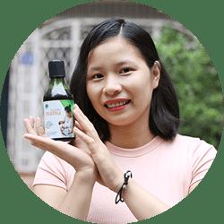 Chia sẻ của Chị Đinh Trang (Tây Hồ, Hà Nội)