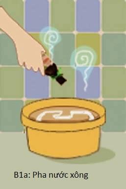 Hướng dẫn xông tắm bằng Dao'spa mama 1