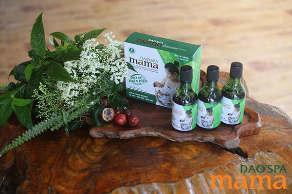 Dao'spa mama giúp sản phụ không còn nỗi lo về sức khỏe và sản dịch sau sinh