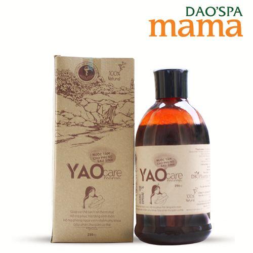 Nước tắm YAOCARE MAMA - FREE SHIP