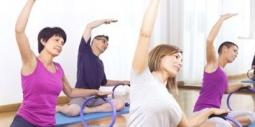 Tập thể dục cho mẹ bầu sau sinh
