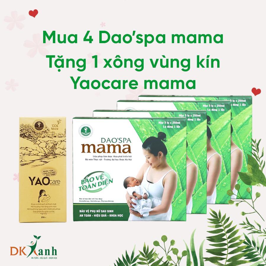 04 Dao'spa mama tặng Yaocare mama